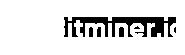 Bitminer Logo White