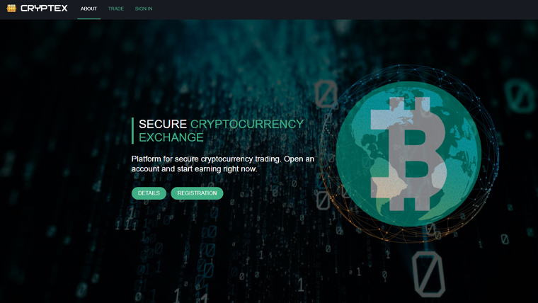 Cryptex Launches the World's First Total Cryptocurrency Market Cap Token